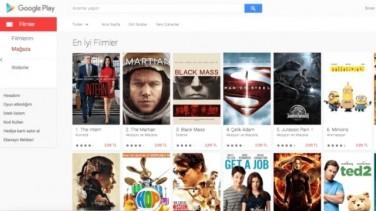 Google play zengin içerik ve filmlerle türkiye'de yayında