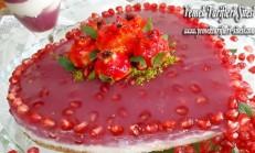 Narlı Bisküvili Sütlü Tatlı Tarifi