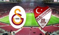 Galatasaray Elazığspor maçı hangi kanalda, saat kaçta izlenebilecek?