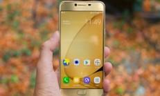Samsung Galaxy C7 Pro'nun test sonuçları