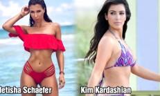 Amerikalılar Ona Bayılıyor! Almanya'nın Kim Kardashian'ı Metisha Schaefer, Türk Çıktı